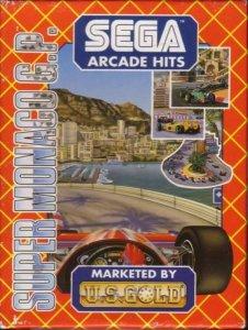 Super Monaco GP per Amstrad CPC