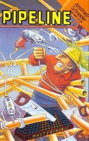 Super Pipeline II per Amstrad CPC