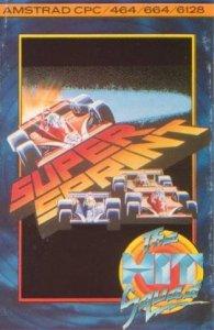 Super Sprint per Amstrad CPC