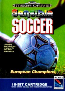 Sensible Soccer International Edition per Sega Mega Drive