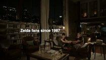 The Legend of Zelda: Ocarina of Time 3D - Lo spot con Robin Williams