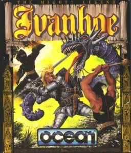 Ivanhoe per Atari ST