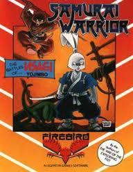 Samurai Warrior: The Battles of Usagi Yojimbo per Amstrad CPC