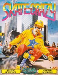 Skate Crazy per Amstrad CPC