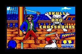 Skull & Crossbones per Amstrad CPC