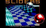 Sliders per Amstrad CPC
