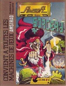 Sorcery+ per Amstrad CPC