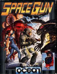 Space Gun per Amstrad CPC