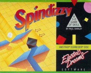 Spindizzy per Amstrad CPC