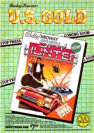 Spy Hunter per Amstrad CPC