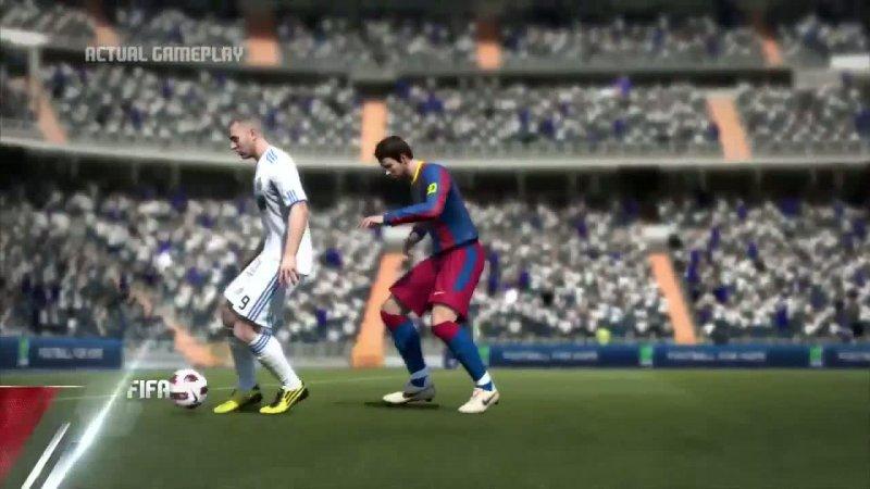 GC2011 - FIFA 12 arriverà nei negozi il 29 settembre