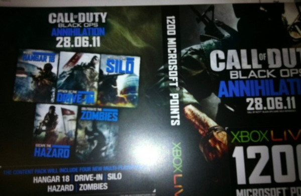 """Spunta il map pack """"Annihilation"""" per Call of Duty: Black Ops"""
