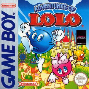 Adventures of Lolo per Game Boy