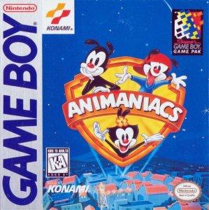 Animaniacs per Game Boy