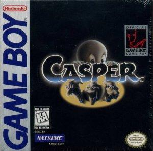 Casper per Game Boy