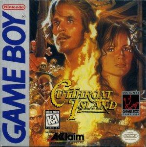Cutthroat Island per Game Boy