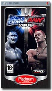 WWE Smackdown! vs Raw 2006 per PlayStation Portable