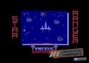Star Ranger per Amstrad CPC