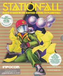 Stationfall per Amstrad CPC
