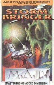 Stormbringer per Amstrad CPC