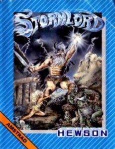 Stormlord per Amstrad CPC