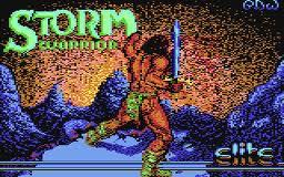 Storm Warrior per Amstrad CPC