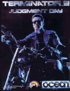Terminator 2: Judgment Day per Amstrad CPC