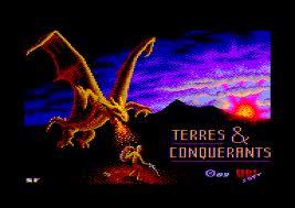 Terres and Conquerants per Amstrad CPC