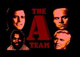 The A-Team per Amstrad CPC