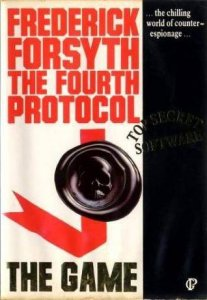 The Fourth Protocol per Amstrad CPC