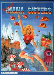 The Great Giana Sisters per Amstrad CPC