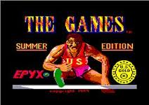 The Games: Summer Edition per Amstrad CPC