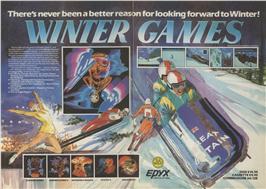 The Games: Winter Edition per Amstrad CPC