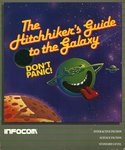 The Hitchhiker's Guide to the Galaxy per Amstrad CPC