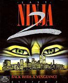 The Last Ninja 2 per Amstrad CPC