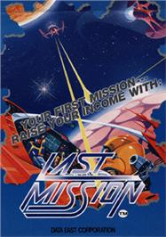 The Last Mission per Amstrad CPC
