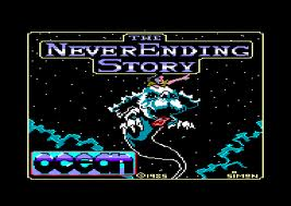 The Neverending Story per Amstrad CPC