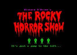The Rocky Horror Show per Amstrad CPC