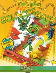Thing Bounces Back per Amstrad CPC