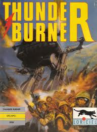Thunder Burner per Amstrad CPC