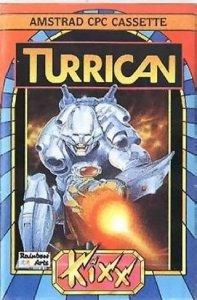 Turrican per Amstrad CPC