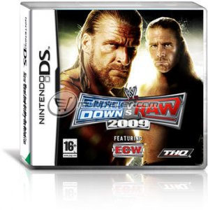 WWE Smackdown! vs Raw 2009 per Nintendo DS