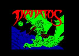 Thanatos per Amstrad CPC