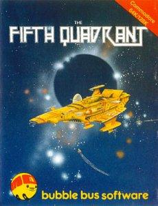 The Fifth Quadrant per Amstrad CPC