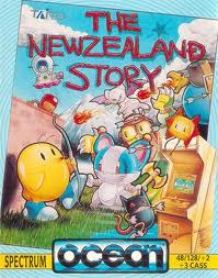 The New Zealand Story per Amstrad CPC