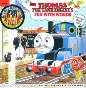 Thomas the Tank Engine per Amstrad CPC