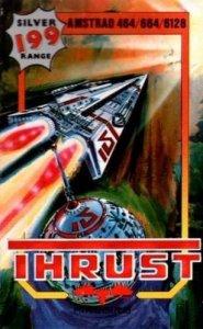 Thrust per Amstrad CPC