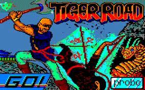 Tiger Road per Amstrad CPC