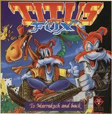Titus The Fox per Amstrad CPC