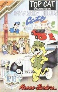 Top Cat: Beverly Hills Cats per Amstrad CPC
